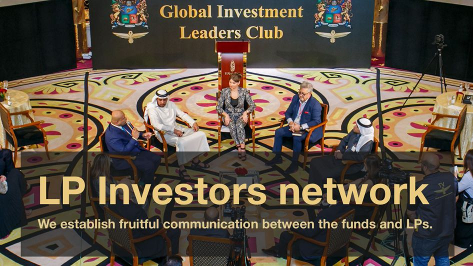 LP Investors network is the largest network of investment decision makers who are a part of the club.